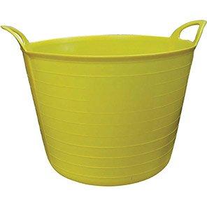 Active Fleximix Yellow 40L Builder's Tub