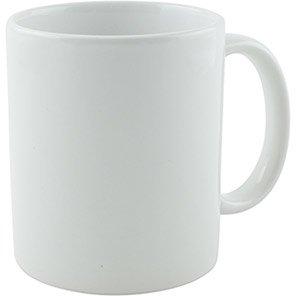 White Ceramic Mug (Pack of 36)