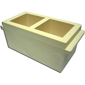 Impact Concrete Cube Moulds