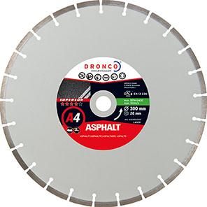 DRONCO Superior A4 Abrasives Cutting Discs