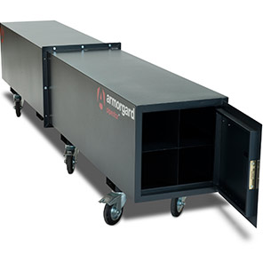 Armorgard PipeStor Mobile Pipe Storage Box