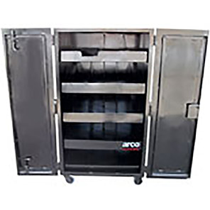 Pipe Fitting Storage Cabinet