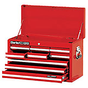Clarke HD Plus Red Nine-Drawer Tool Chest