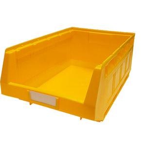 Bott Yellow Plastic Storage Bin