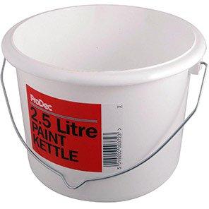 ProDec 2.5L Paint Kettle