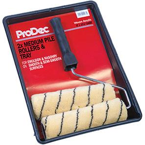 ProDec Tiger-Stripe Emulsion Roller Sets