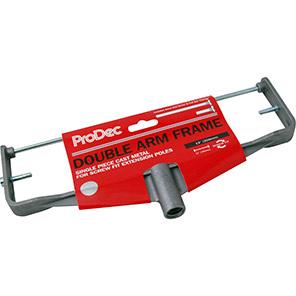 ProDec 300mm Double-Arm Paint Roller Frame