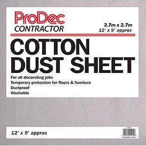 ProDoc Cotton-Twill Dust Sheet