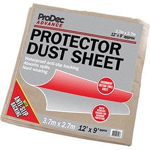 ProDec Advance Water-Resistant Dust Sheet