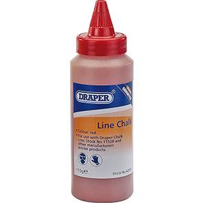 Draper Red Chalk 115g