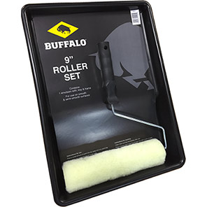 Buffalo 228mm Roller Set