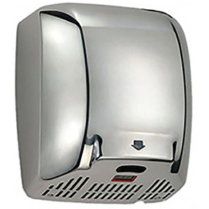 C21 Future GLX Chrome Hand Dryer