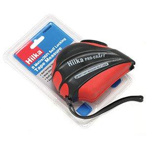 Hilka 8m Auto-Stop Measuring Tape