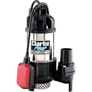 Clarke Heavy-Duty 960W Submersible Pump