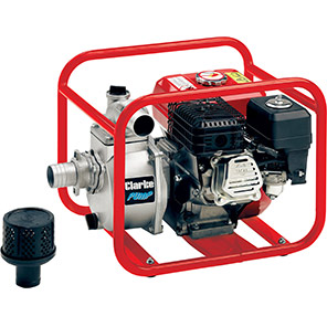 Clarke 50mm Petrol Water Pump