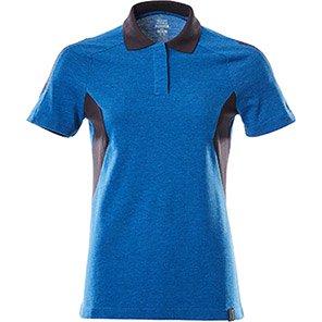 MASCOT Accelerate 18393 Women's Blue Polo Shirt