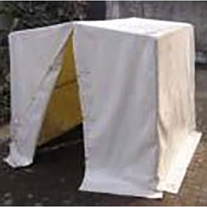 Welding Work Shelter Cover