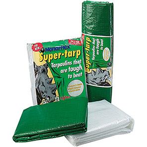 Monarflex Super-Tarp Green Tarpaulin