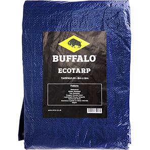 Buffalo Ecotarp Blue Tarpaulin
