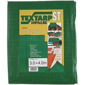 Textarp ST Green Reinforced Tarpaulin