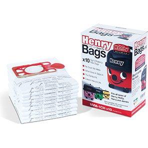 Numatic Henry HVR160 Disposable Dust Bags