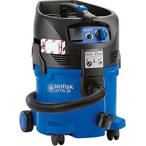 Nilfisk ATTIX 30-0H PC H-Class Vacuum Cleaner