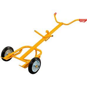 IGE Two-Wheel Drum Trolley