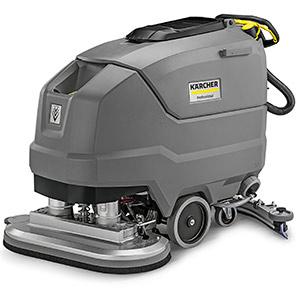 Kärcher BD 80/100 W Battery-Powered Scrubber-Dryer