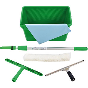 UNGER Window-Cleaning Kit