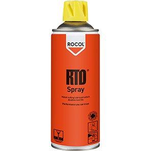ROCOL RTD Spray Metal-Cutting Lubricant 400ml