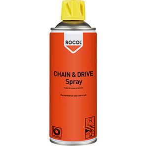 ROCOL CHAIN & DRIVE Lubricant Spray 300ml