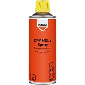 ROCOL DRY MOLY Lubricant Spray 400ml