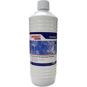 Unipart Antifreeze and Coolant 1L