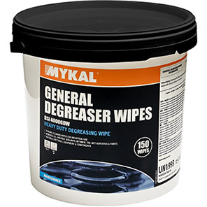 Mykal General Degreaser Wipes