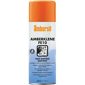 Ambersil Amberklene FE10 Solvent Degreaser Spray 400ml
