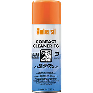 Ambersil Electronic Cleaning Solvent Spray 400ml