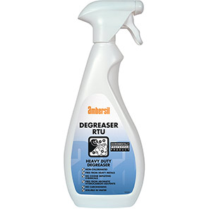 Ambersil Heavy-Duty Degreaser Spray 750ml