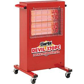 Clarke Devil Infrared Heater
