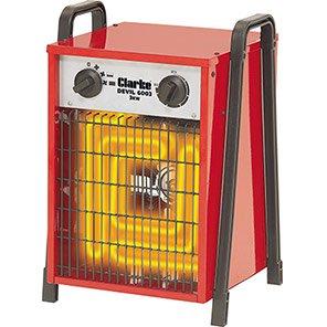Clarke Devil 6003 Fan Heater