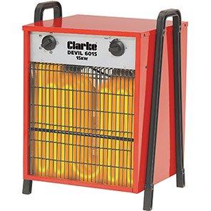 Clarke Devil 6015 Fan Heater