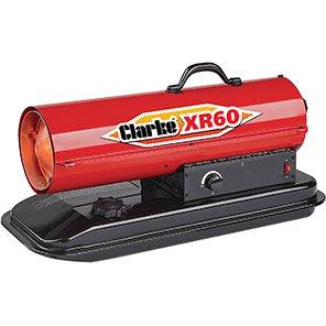 Clarke XR60 Diesel/Paraffin-Fired Space Heater