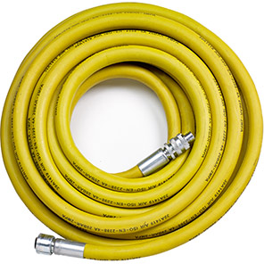 Rubber Air Compressor Hose Assembly with Macdonald Fittings
