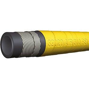 Yellow Mandrel-Built Air/Water Hose