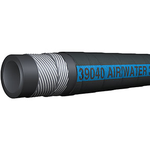 Black Mandrel-Built Air/Water Hose