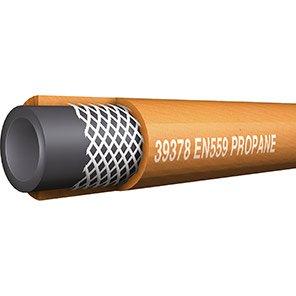 Orange Rubber Propane Hose 10mm/17mm