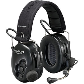 3M PELTOR Tactical XP Flex Foldable Ear Defenders