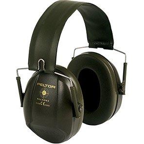 3M PELTOR Bull's Eye I Green Foldable Ear Defenders (Pack of 20)