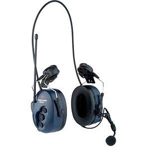 3M PELTOR LiteCom Helmet-Mounted Two-Way Radio Ear Defenders