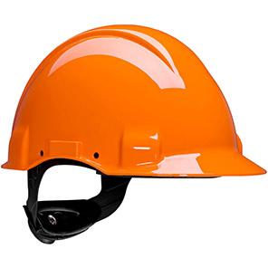 3M G3001C Unvented Safety Helmet