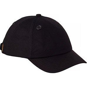 Arco Black Baseball Bump Cap